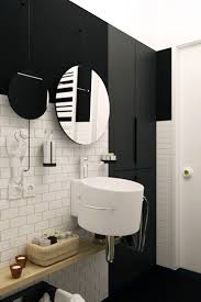 Black And White Bathrooms Ideas by 199 Best Bathroom Images On Pinterest Bathroom Interior Design