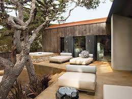a contemporary modern home design from pebble beach residence with