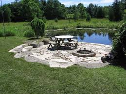 Landscaping Ideas For Large Backyards by Best 25 Pond Landscaping Ideas On Pinterest Water Pond Plants