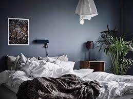 Schlafzimmer Blau Sand Blaue Wandfarbe Graue Möbel Ruhbaz Com