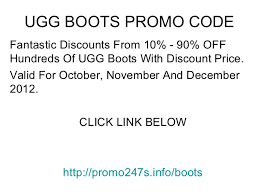 ugg discount code canada ugg boots promo code october 2012 november 2012 december 2012
