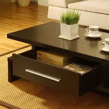 Japanese Style Desk Tepekiie Japanese Style Cappuccino Finish Coffee Table U2013 24 7 Shop
