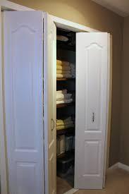How To Install Folding Closet Doors Smartness Inspiration Installing Folding Closet Doors Door