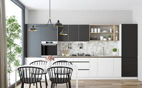 wooden kitchen design l shape 51 small kitchen design ideas that make the most of a tiny