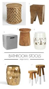 Bathroom Stools Bathroom Hooks And Stools Crazy Wonderful