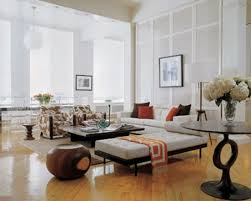 Decorating A Large Room How To Decorate A Large Living Room With Little Furniture Living