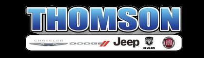 thompson chrysler jeep dodge ram thomson chrysler dodge jeep ram fiat car dealership in thomson ga