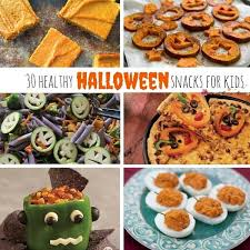 30 healthy halloween snacks for kids sugar spice and glitter