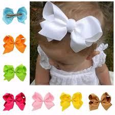 ribbon boutique 6 baby 20 pcs grosgrain ribbon boutique hair bows for
