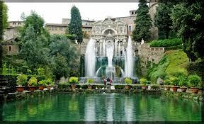 Waterfall Design Ideas Landscape European Garden Design Looks Like A Kingdom With