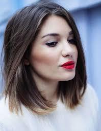 coupe de cheveux a la mode coupe de cheveux femme 2017 visage rond coiffure mode