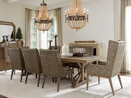Double Pedestal Dining Table Cypress Point Pierpoint Double Pedestal Dining Table Lexington