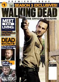 the walking dead gets a magazine in time for halloween forces of