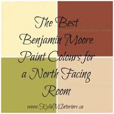 benjamin moore gentle cream best warm colour for a north facing