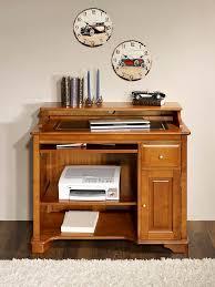 bureaux informatique petit bureau informatique elise en merisier de style louis philippe