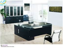 Office Furniture Glass Desk Glass Office Table Design Glass Office Table Design Suppliers And