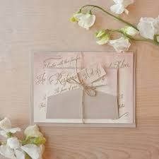 Blush Wedding Invitations 15 Gorgeous Watercolor Wedding Invitations