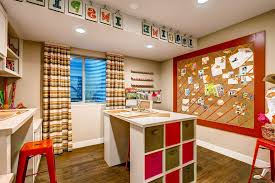 bulletin board design ideas home office traditional with hanging