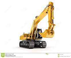 bulldozer view on front end loader stock photo image 71534929