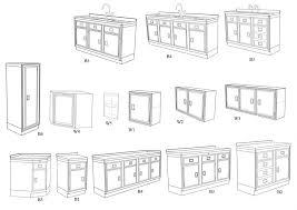 Standard Cabinet Measurements Tag For Kitchen Cabinet Dimensions Cool Kitchen Cabinet