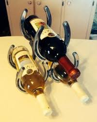 metal wine bottle rack foter