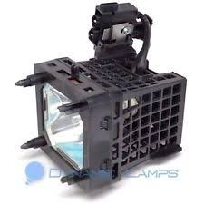 sony xl 5200 replacement lamp ebay