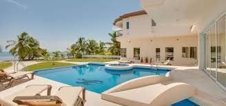 5 bedroom beachfront home for sale north ambergris caye belize