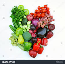 ducolor image heart green red fruits stock photo 159219014