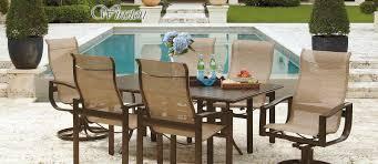 Outdoor Furniture Sarasota Fl Winston Aluminum Patio Furniture Sarasota