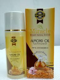 Minyak Almond jual minyak almond miracle almond kulit senantiasa terjaga