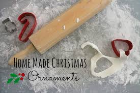 cookie ornaments recipe lights decoration