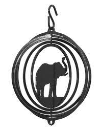 swen products elephant tini swirly christmas tree ornament ebay