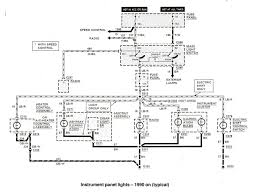 1985 ford ranger lights wiring diagram wiring diagram byblank