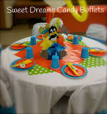 baby looney tunes baby shower decorations baby looney tunes baby shower party ideas photo 2 of 8 catch