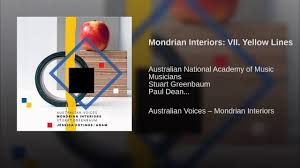 Greenbaum Interiors Mondrian Interiors Vii Yellow Lines Youtube