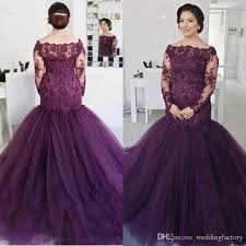 purple wedding dress wedding dress mermaid purple bridalblissonline