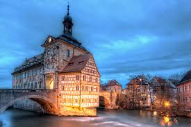 Bamberg Germany Map by Bamberg Town In Germany Thousand Wonders