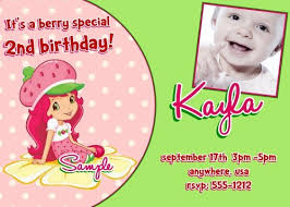 printable birthday invitations strawberry shortcake strawberry shortcake birthday invitations gangcraft net