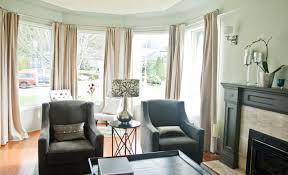 living room windows ideas window treatment ideas for bay windows with window seat saomc co