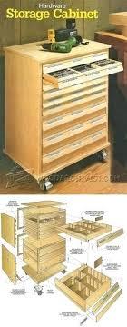 Hardware Storage Cabinet Storage Cabinet Plans Carlislerccar Club