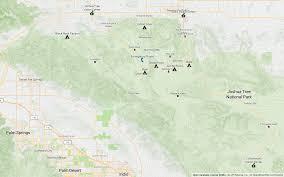 Joshua Tree California Map Joshua Tree U2014 Eπ Maps