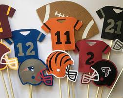 Football Centerpieces Football Centerpiece Etsy
