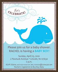 baby shower whale theme whale theme baby shower invitations