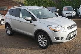 used 2011 ford kuga titanium tdci awd excellent family 4x4 new