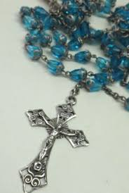 creed rosary sterling silver creed rosary genuine coco no reserve belmar