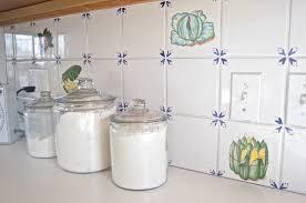 paint kitchen backsplash how to paint kitchen backsplash tile at s house