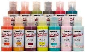 fresco acrylic paints