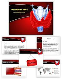 thyroid powerpoint template free download program free powerpoint