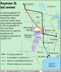 Keystone Pipeline Map Louisiana Leaders Praise Trump U0027s Action To Advance Keystone Xl