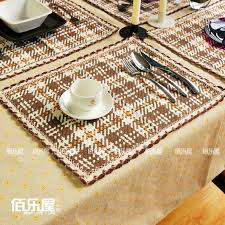 Dining Table Protector by Dining Table Mat Enchanting Kitchen Table Mats Home Design Ideas